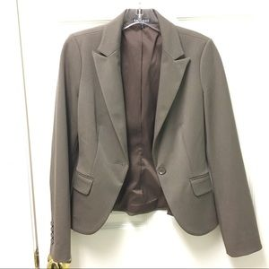 Express Brown Blazer for Style and Swag